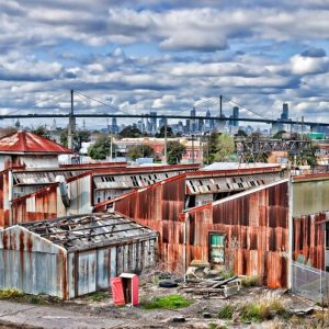 Spotswood Vision. Taken 10 years ago. Now this is a freight terminal.