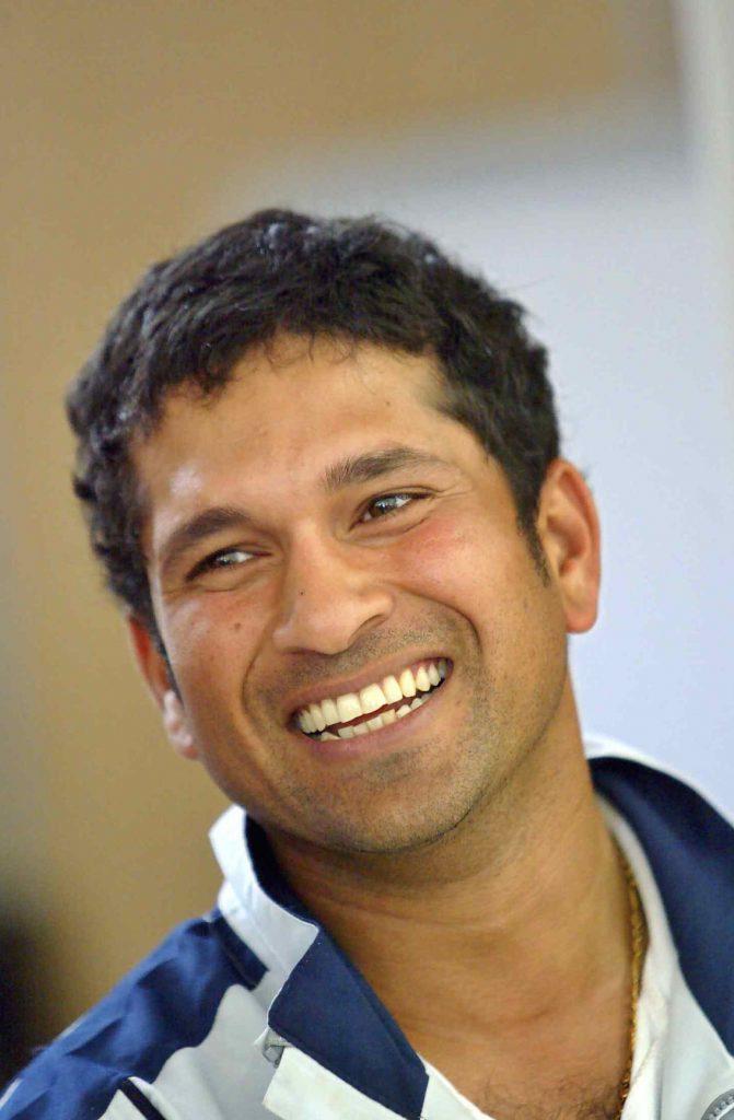 Sachin Tendulkar PHOTO MICHAEL SILVER